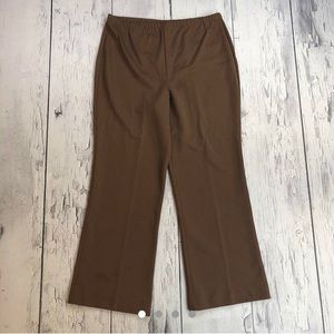 Vintage 1970's bell bottoms pants women's plus